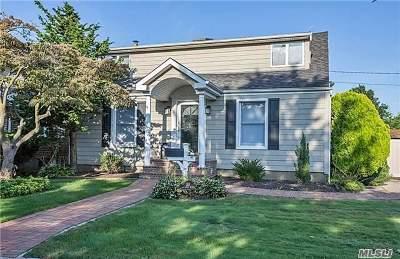 Hicksville Single Family Home For Sale: 101 Benjamin Ave