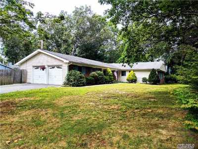 Stony Brook Single Family Home For Sale: 32 Shelbourne Ln
