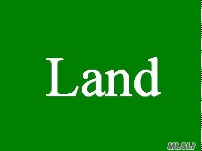 Manorville Residential Lots & Land For Sale: Weeks Ave