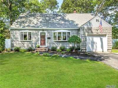 Islip Single Family Home For Sale: 49 W Pine St