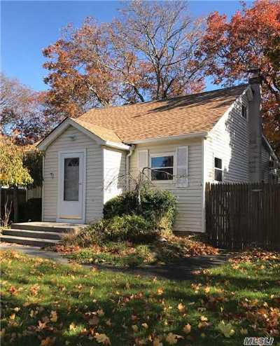 Single Family Home Sold: 71 Whittier Dr