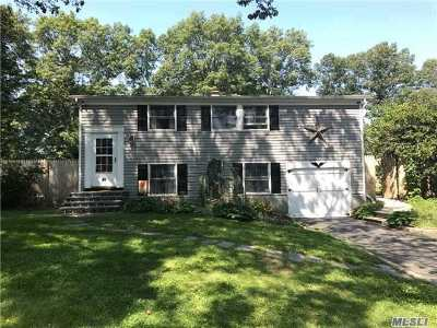 E. Setauket Single Family Home For Sale: 41 Mayflower Ln