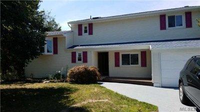 Selden Single Family Home For Sale: 4 Pontiac Rd