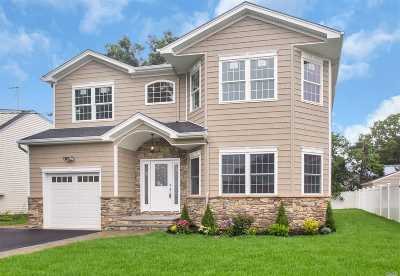 Massapequa Single Family Home For Sale: 117 Pittsburgh Ave