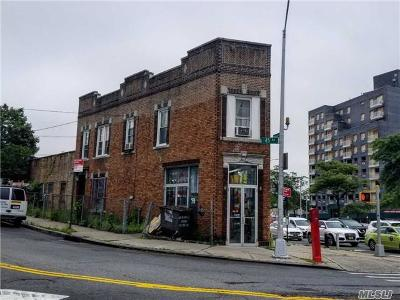 Woodside Multi Family Home For Sale: 70-01 Queens Blvd