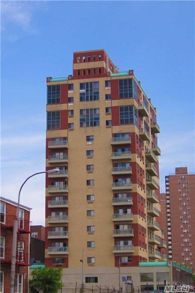 Flushing Condo/Townhouse For Sale: 43-18 Main St #6F