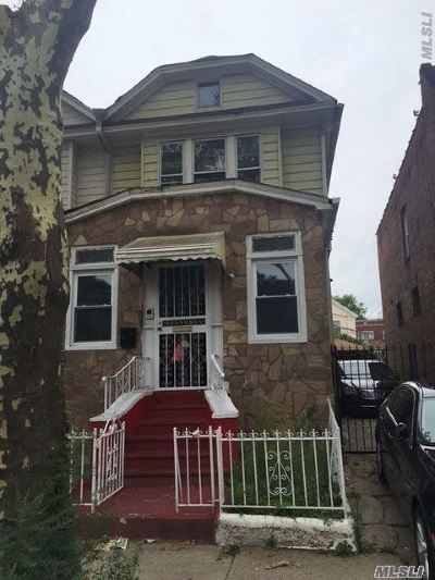 Brooklyn Single Family Home For Sale: 114 E 29 St