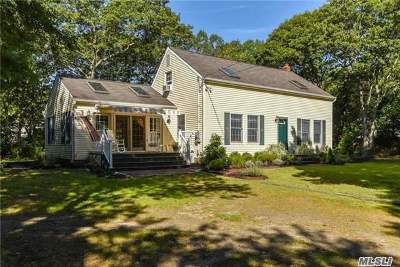 Hampton Bays Single Family Home For Sale: 3 Lovell Rd