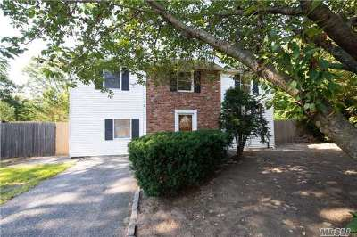 Selden Single Family Home For Sale: 4 Imperial Dr