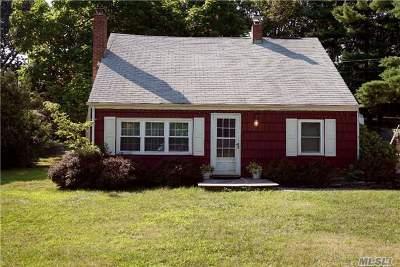 Smithtown Single Family Home For Sale: 30 Lindner Pl