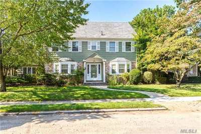 Rockville Centre Single Family Home For Sale: 515 Hempstead Ave