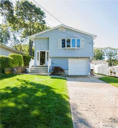 Ronkonkoma Single Family Home For Sale: 2444 Motor Pkwy