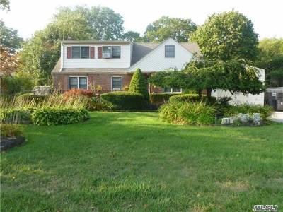Islip Single Family Home For Sale: 251 Manhattan Blvd