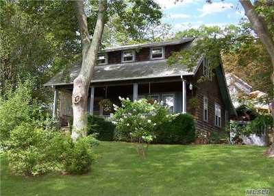 Port Jefferson Single Family Home For Sale: 505 High St