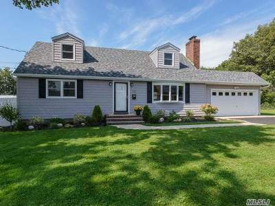 Carle Place NY Single Family Home Sold: $675,000