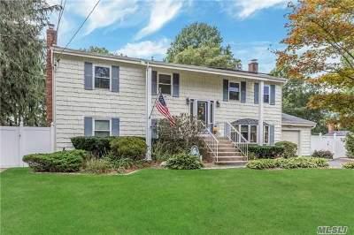 Ronkonkoma Single Family Home For Sale: 2122 Julia Goldbach Ave