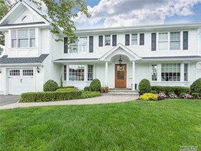 Jericho Single Family Home For Sale: 18 Steuben Dr