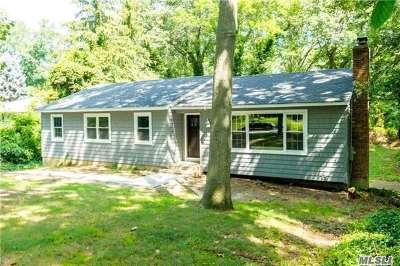 Setauket NY Single Family Home For Sale: $474,226