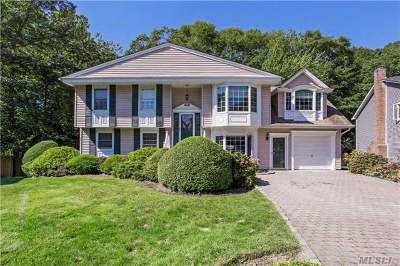 Suffolk County Multi Family Home For Sale: 4 Ponds Edge Ct