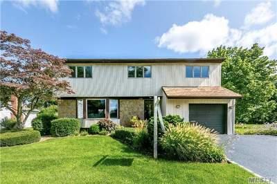 Jericho Single Family Home For Sale: 115 Cayuga Pl