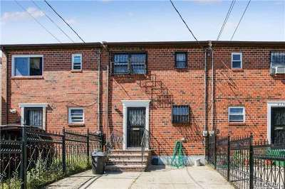 Brooklyn Single Family Home For Sale: 478 Essex St