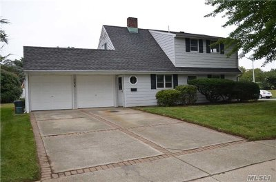 Levittown Single Family Home For Sale: 123 Stirrup Ln