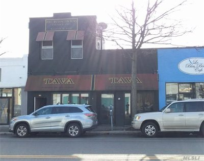 Port Washington Commercial For Sale: 168 Main St