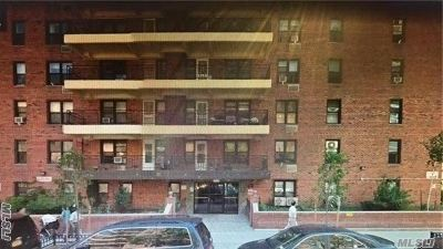 Flushing Condo/Townhouse For Sale: 137-10 Franklin Ave #106