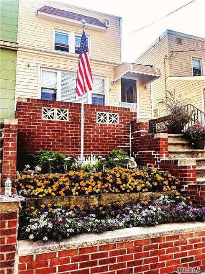 Bayside Single Family Home For Sale: 32-24 202nd St