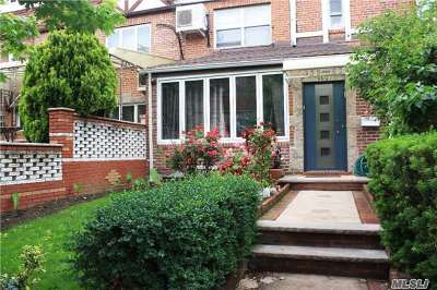 Rego Park Single Family Home For Sale: 99-63 65th Rd