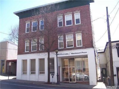 Port Washington Commercial For Sale: 270 Main St
