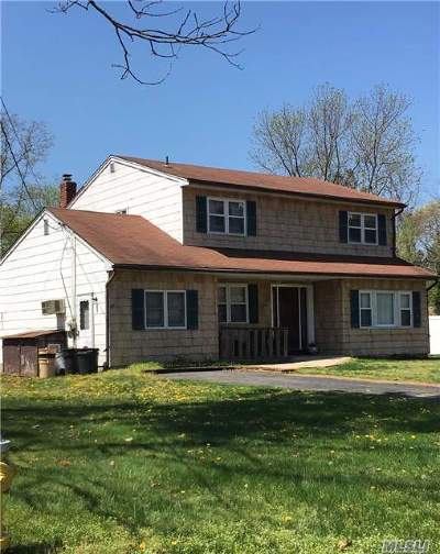 Ronkonkoma Single Family Home For Sale: 2272 Locust Ave