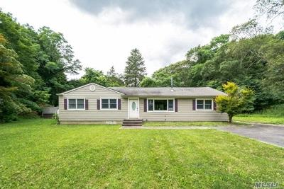 E. Setauket Single Family Home For Sale: 428 Pond Path