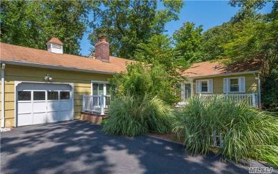 Stony Brook Single Family Home For Sale: 87 Christian Ave