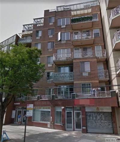 Flushing Condo/Townhouse For Sale: 31-22 Union St