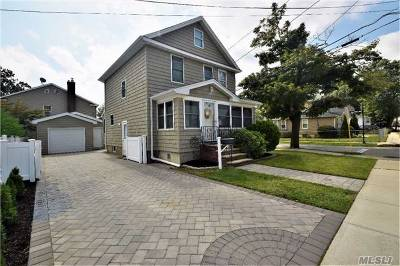 Lynbrook Single Family Home For Sale: 220 Central Ave