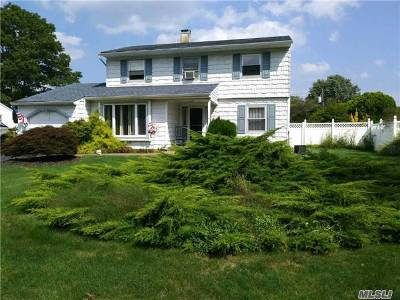 Holbrook Single Family Home For Sale: 161 Greenbelt Pky