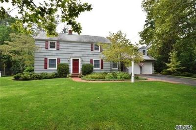 Centerport Single Family Home For Sale: 165 Little Neck Rd
