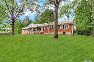 Great Neck Single Family Home For Sale: 4 Jordan Dr