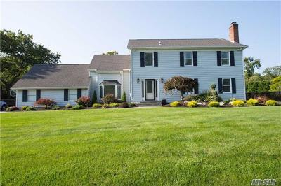 Setauket Single Family Home For Sale: 7 Lemark Ct