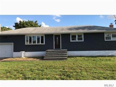 Bellmore Single Family Home For Sale: 2662 W Alder Rd