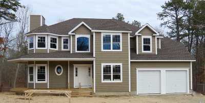 Baiting Hollow Single Family Home For Sale: Lot 7 Kerry Ct