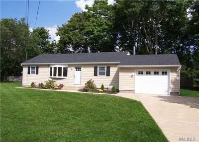 Islip Single Family Home For Sale: 795 Belmore Ave