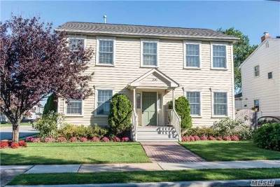 Hicksville Single Family Home For Sale: 106 Nevada St