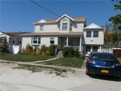 Point Lookout Single Family Home For Sale: 3 Lynbrook Ave