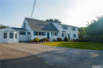 Bay Shore Single Family Home For Sale: 4 Osage Pl