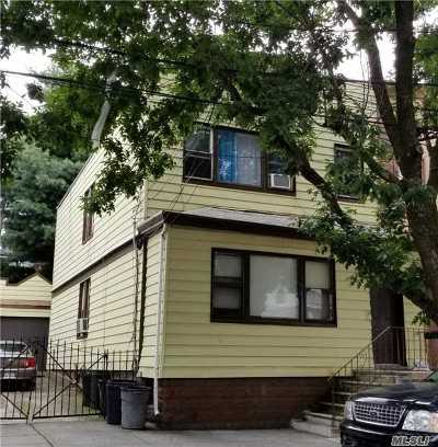 Middle Village Multi Family Home For Sale: 62-39 64th St