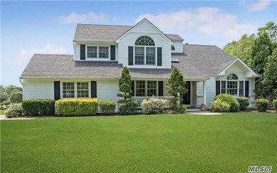 Smithtown Single Family Home For Sale: 8 High Gate Dr