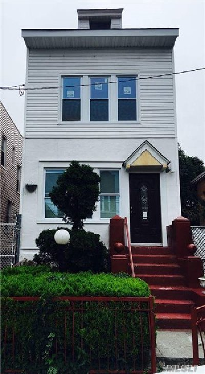 Brooklyn Single Family Home For Sale: 195 E 55 St