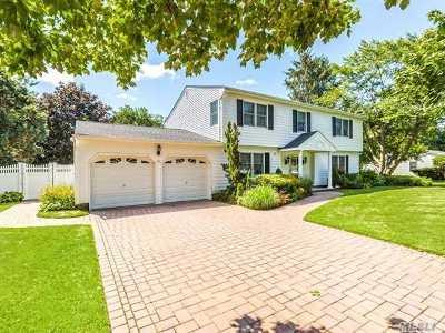 Smithtown Single Family Home For Sale: 22 Hemlock